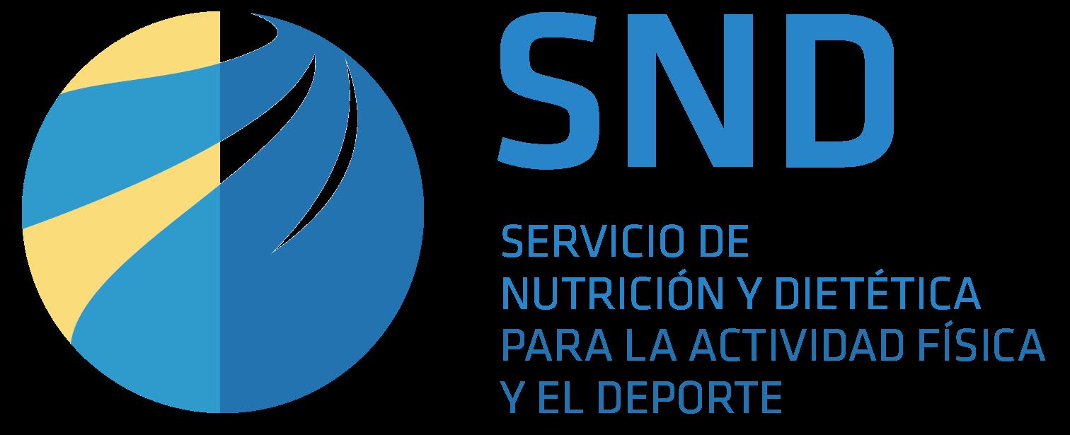 SERVICIO DE NUTRICIÓN Y DIETÉTICA PARA LA ACTIVIDAD FÍSICA Y EL DEPORTE