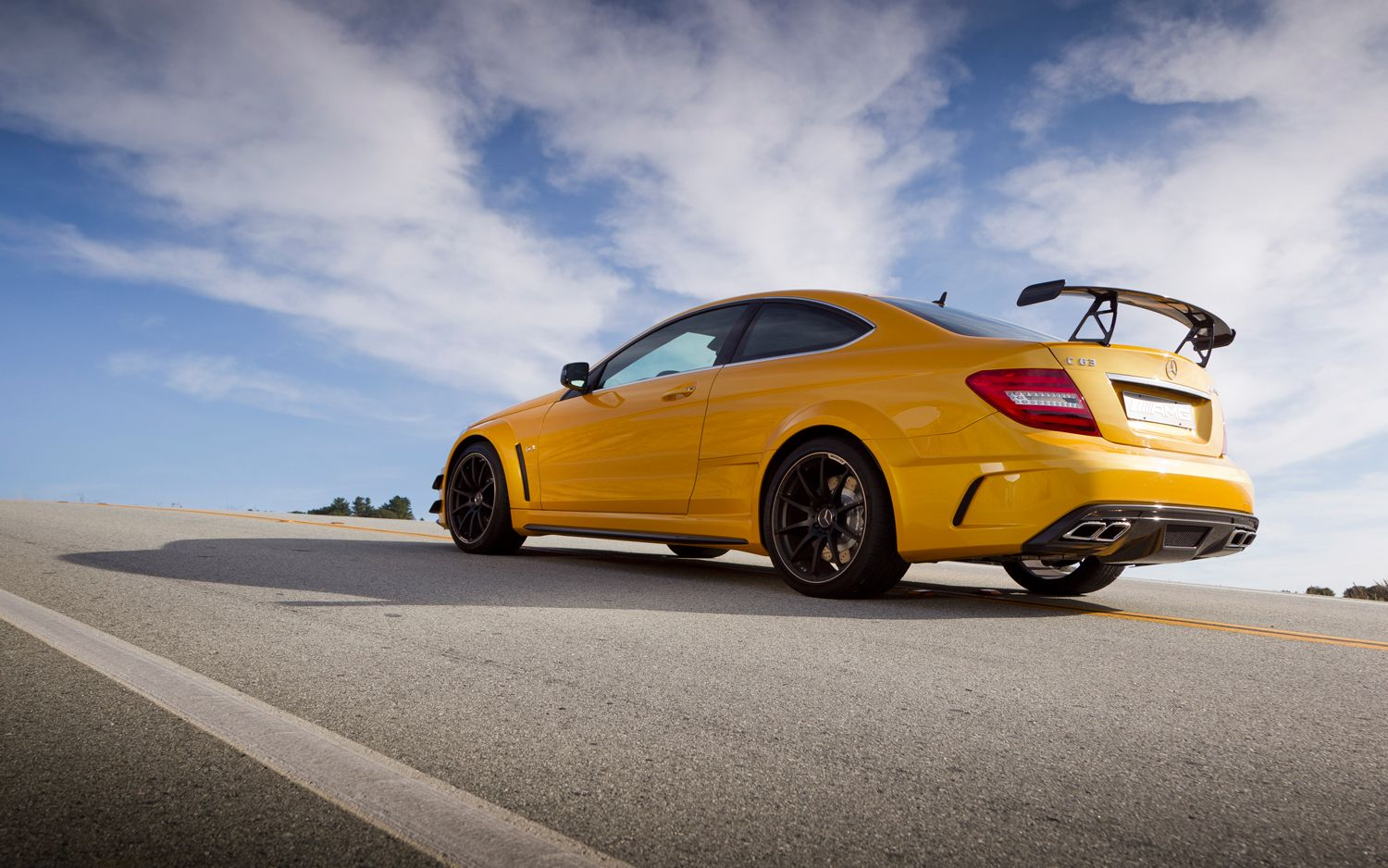 I drive too fast 2013 mercedes benz c63 amg coupe black for How much is a mercedes benz c63 amg