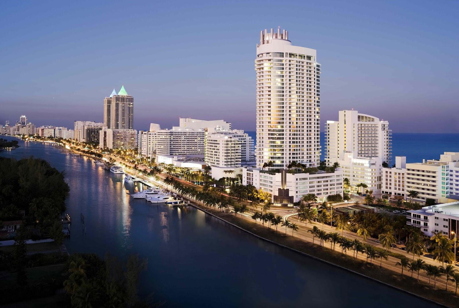 North Miami Beach Millionaires Row