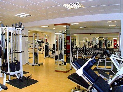 Coppia manubri plastica Corsport 2x1 kg gialli indoor fitness pesi peso palestra