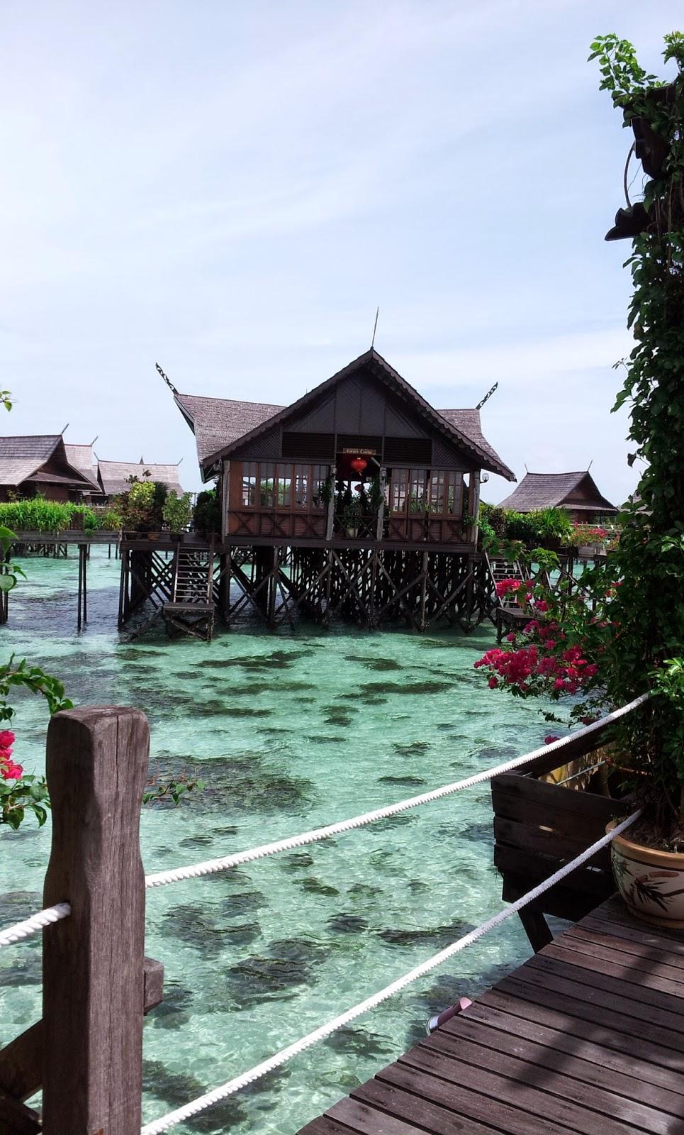 Sandakan sarang travel tours sipadan kapalai dive resort - Kapalai sipadan dive resort ...
