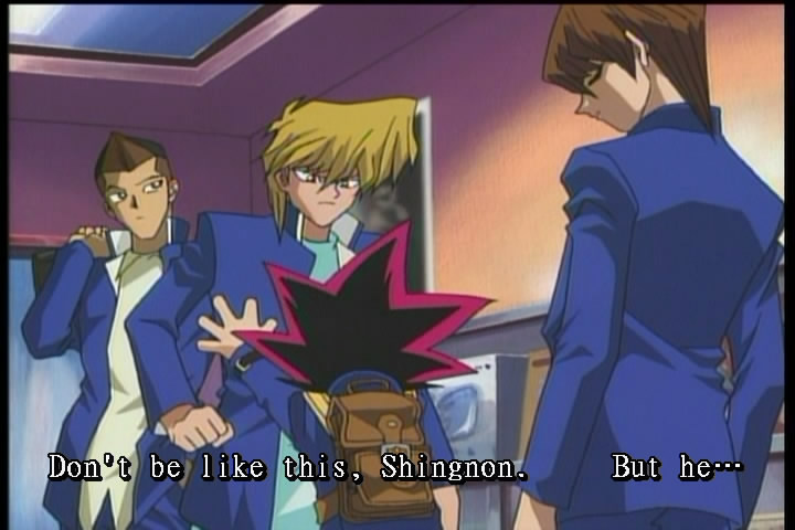 I still play the Yu Gi Oh! games sometimes. Loved the pre-Duel Monsters horror-manga-esque early books of the manga as well.