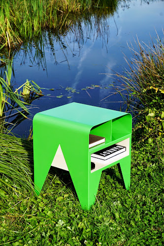 Frog Side Table / Nightstand by Nab Design