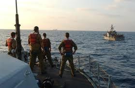Angkatan Laut Mesir tembak kapal pendatang asal Syria dan Palestin