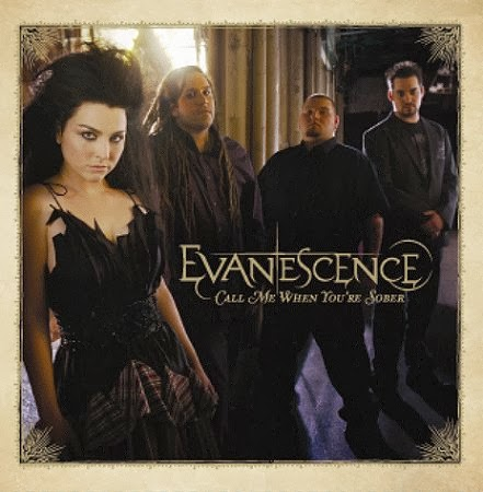 Download + Lirik Evanescence Call Me When You're Sober