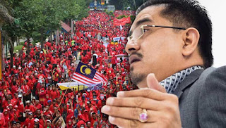 Ali Tinju batal perhimpunan di Melaka