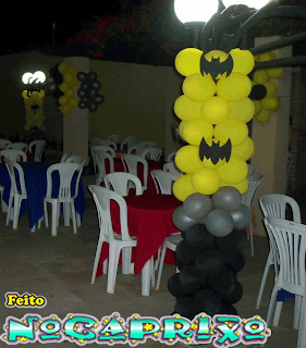 Decoração de Balões