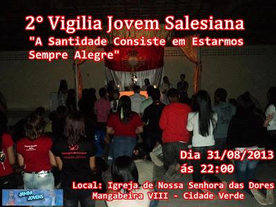 2° Vigilia Jovem Salesina