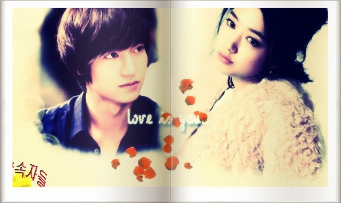 My Fanart Heirs Of Love MinShin Couple