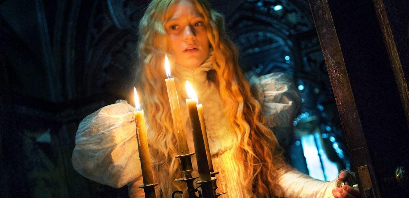 Crimson Peak   Primeiro trailer do terror de Guillermo del Toro é tenebroso