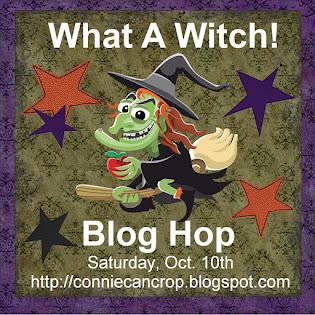 What A Witch Blog Hop!