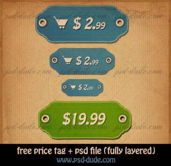 Plantilla PSD de etiquetas de precios para Photoshop ~ WorldjamBlog