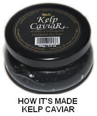 How It's Made - Kelp Caviar