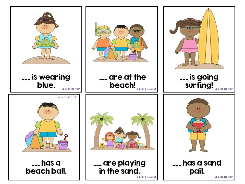 Speech is Sweet: Summer Pronouns