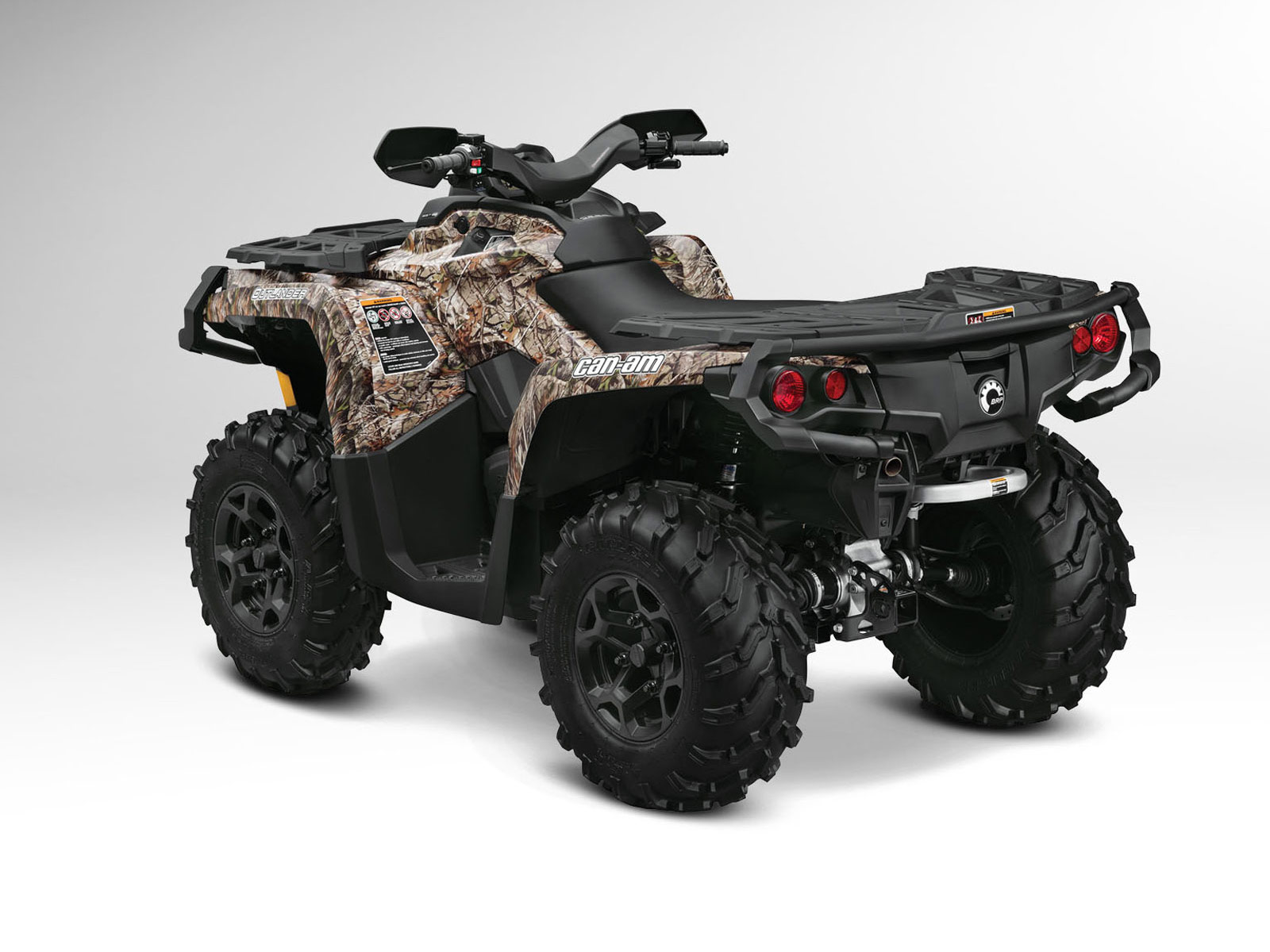Can Am Atv Pictures. 2015 Can-am Outlander 650 6x6 Xt ...