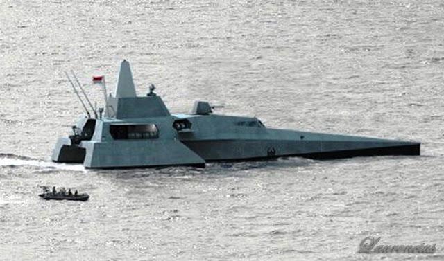 KRI-Klewang-Kapal-Perang-Siluman-TNI_4