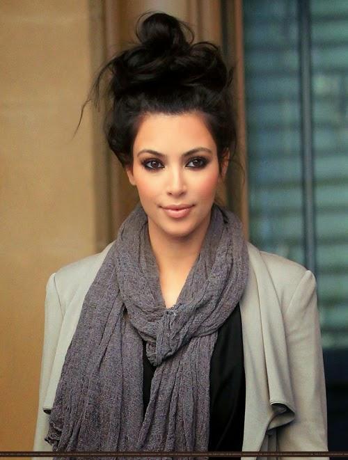Kim Kardashian Hairstyles Styles Trends