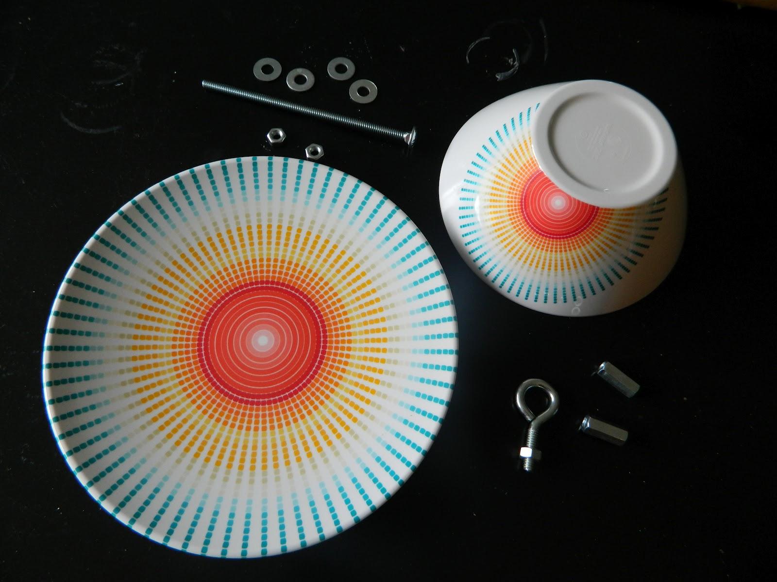 Craft Addiction Target Bird Feeder