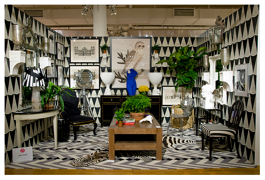 Each Year Of The Event Housing Works Invites Interior Designers To Participate In Creating Rooms For Auction