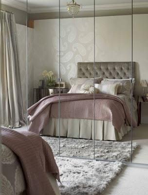 espejo dormitorio matrimonial