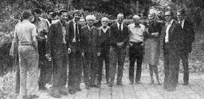La flor y nada de la composición problemística en la XIX Conferencia Comisión FIDE - Ribe - Dinamarca - 23 al 29 septiembre 1976