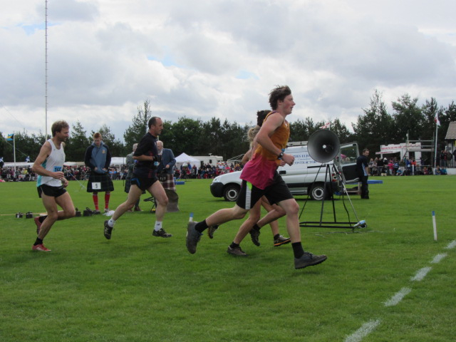 Highland games 3 august 2013