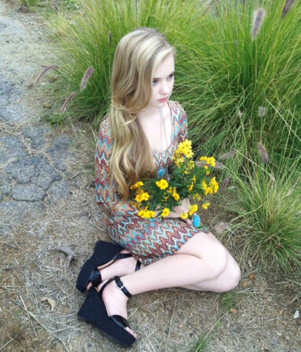 sierra mccormick americanistadechiapas vestido dress hot blog 2013