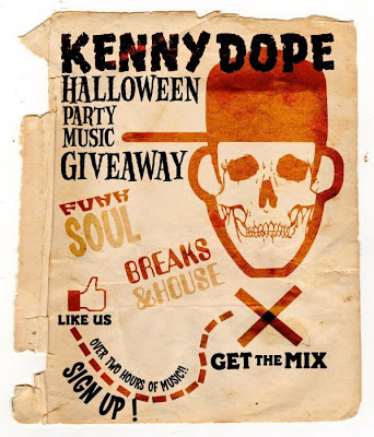 Kenny Dope - October Wekend Funk and Soul Mix