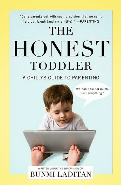 The Honest Toddler Book: You Need This