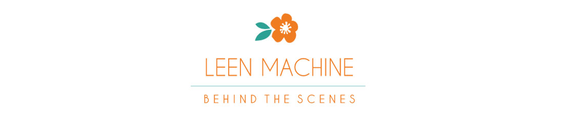 Leen Machine Paperie | Behind the Scenes