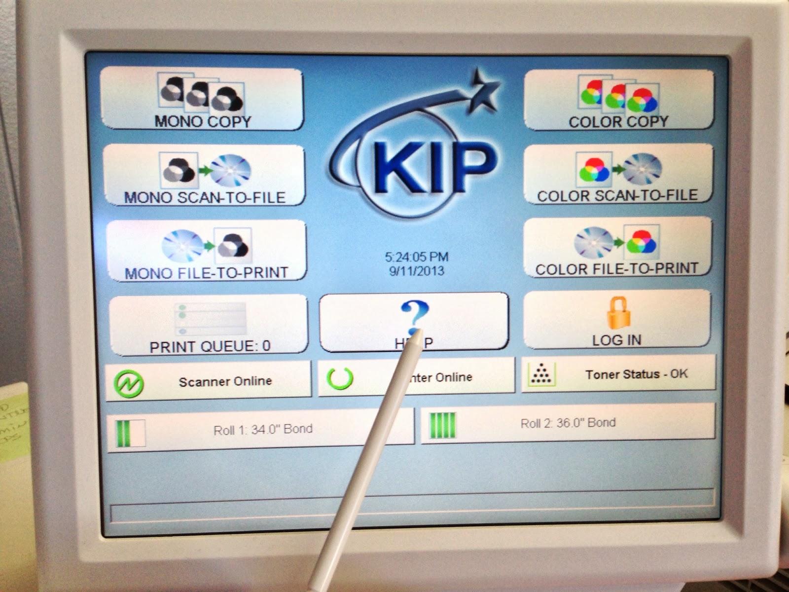 kip 7100 driver windows 8