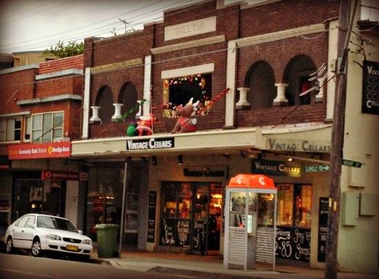 dekorace domu v australii