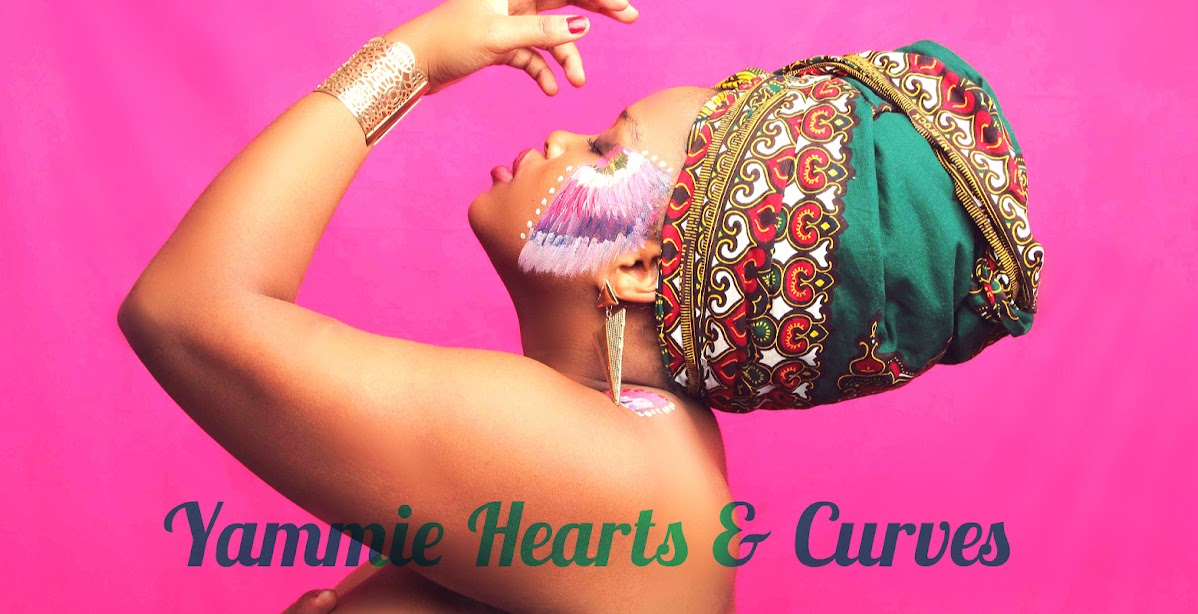 Yammie Hearts & Curves