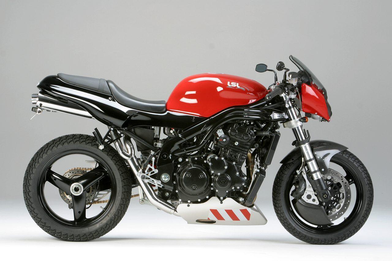 honda cbr motorbike development project john chen cafe racer