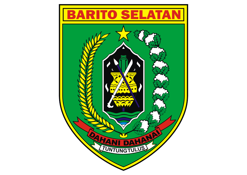 Download Logo Kabupaten Barito Selatan Vector
