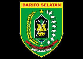 Kabupaten Barito Selatan Logo Vector download free