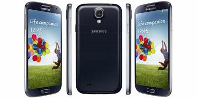 Spesifikasi Samsung Galaxy S4