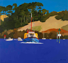 South Sands Ferry by Charles Jamieson