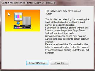 Cara Merawat Printer Infus Supaya Awet