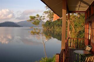 Tasik Kenyir (Kenyir Lake)