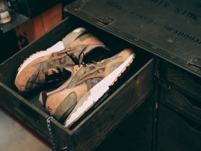 Asics Tiger, Kicks Lab, Gel-Lyte V, Mark Ong, SBTG, sneakers, calzado, sportstyle, sportwear, Suits and Shirts,