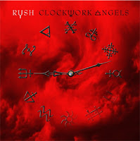 Rush Clockwork Angels album cover