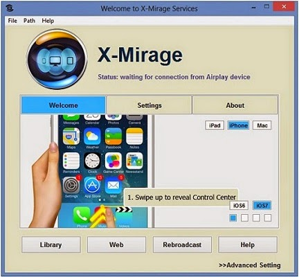 X-Mirage for PC License key