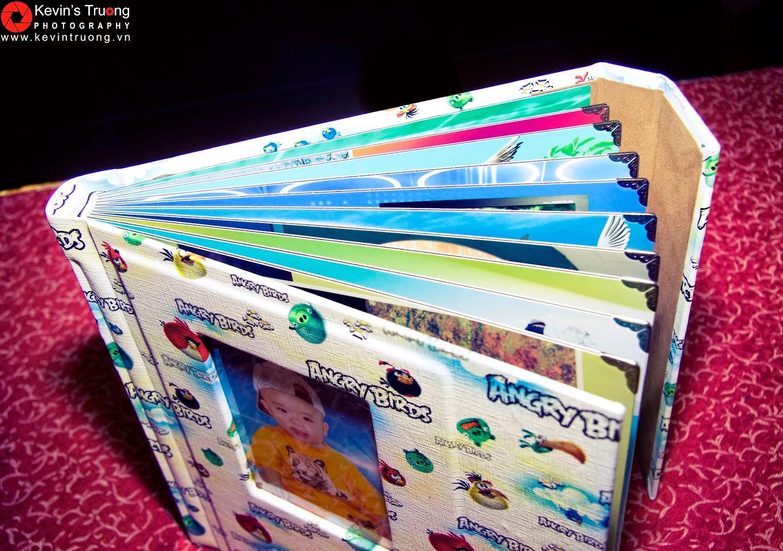 Gia Công-In Album Cát Kim Tuyến-Album 3D,Photobook,Ép gỗ các loại - 5