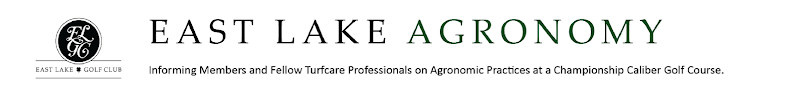 EAST LAKE AGRONOMY