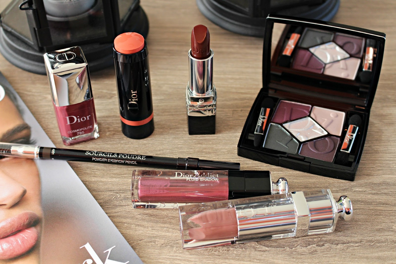 Dior Cosmopolite fall collection review