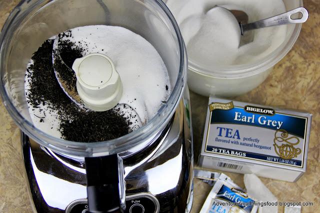 Baking with Bigelow Tea