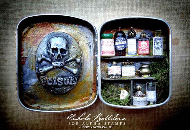 Poison Tin - Nichola Battilana