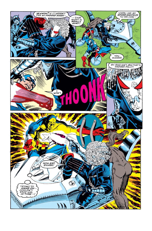 Captain America (1968) Issue #403 #352 - English 7