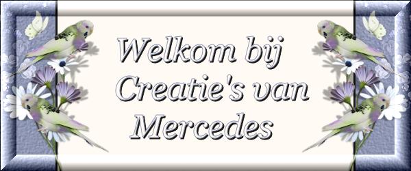 Creaties van Mercedes